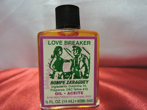 Rompe Zaraguey - Love Breaker