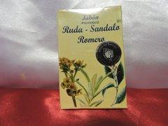 Ruda, Sandalo Y Romero - Rue, Sandalwood & Rosemary