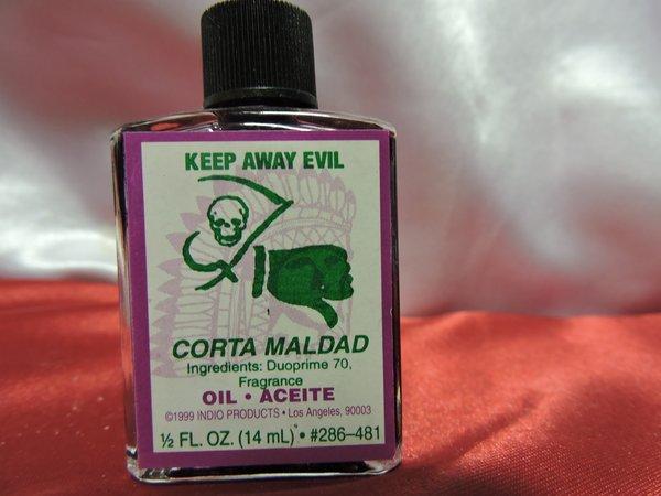 Contra Maldad - Keep Away Evil