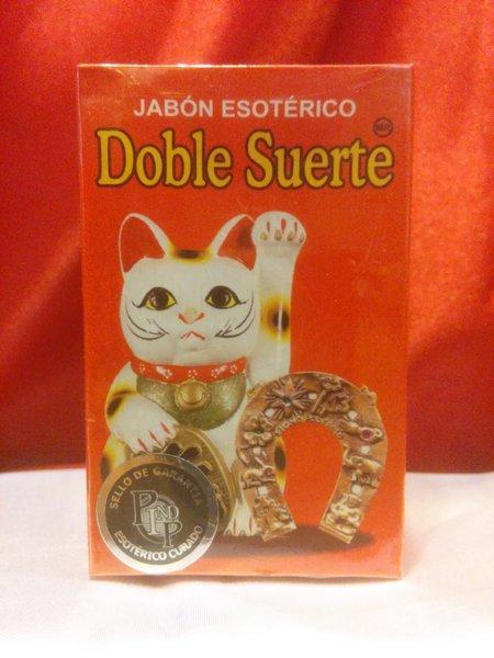 Doble Suerte Rapida Jabon - Double Fast Luck
