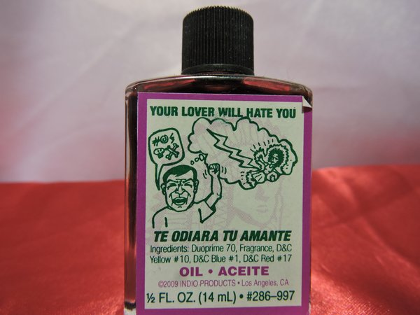 Te Odiara Tu Amante - Your Lover Will Hate You