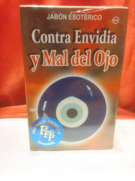 Contra Mal De Ojo - Against Evil Eye