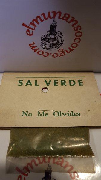 Sal Verde - Green Salt