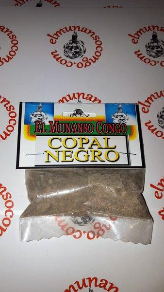 Copal Negro - Black Copal