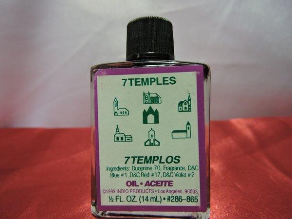 Siete Templos  - Seven Temples