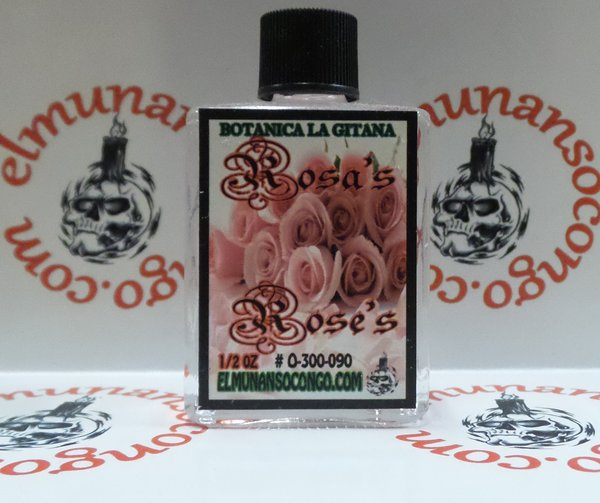 Rosas Aceite con aroma