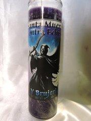 Santa Muerte Contra Echisos & Brujeria - Holy Death Against Spells & Witchcraft