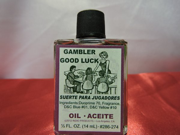 Suerte Para Jugadores - Good Luck For Gamblers