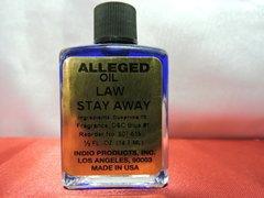 Aleja La Ley - Law Stay Away