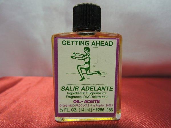 Salir Adelante - Getting Ahead
