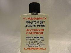 Alcanfor - Camphor