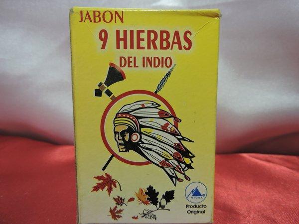 Nueve Hierbas - Nine Herbs
