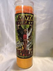 Santa Muerte Abre Caminos 3 Colores - Holy Death Road Opener 3 Colors