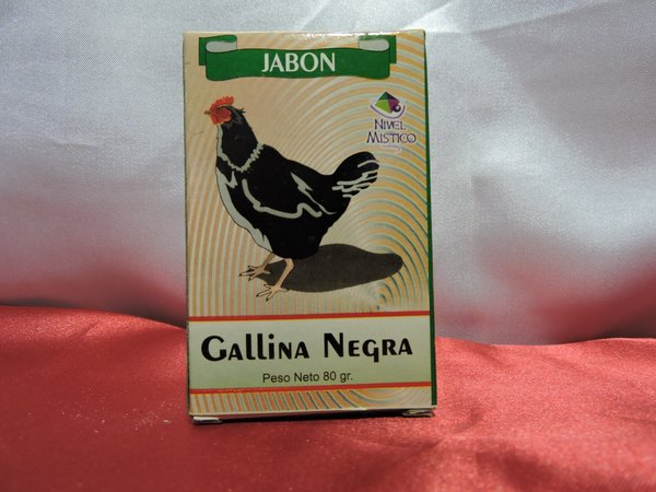 Gallina Negra - Black Chicken