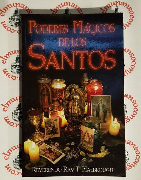 Poderes De Los Santos (Español)