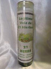 21 Hierbas - 21 Herbs