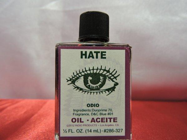 Odio - Hate