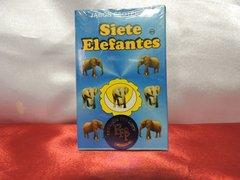 Siete Elefantes - Seven Elephants