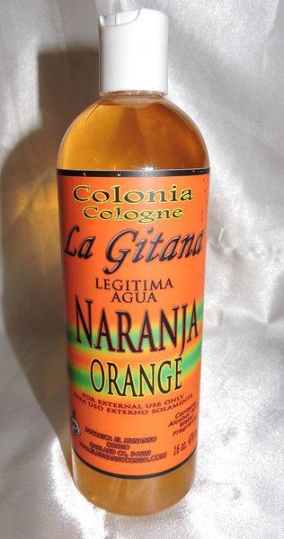 Colonia Naranja - Orange