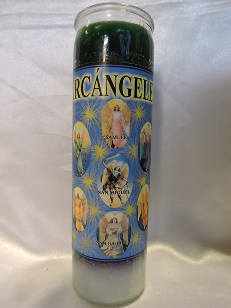 Siete Arcángeles - Seven Archangels