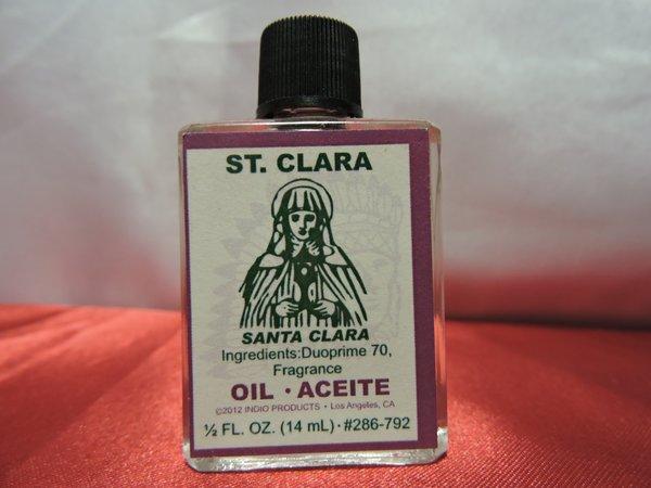 Santa Clara - Saint Clara