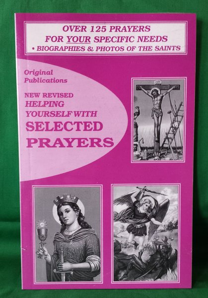Selected Prayers Book