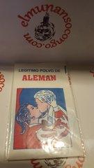 Aleman - German