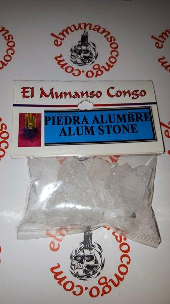 Piedra Alumbre -Alum Stone