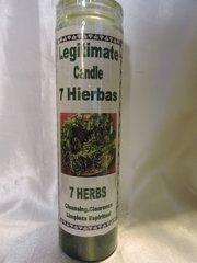 7 Hierbas - 7 Herbs