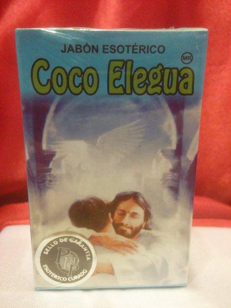Coco Elegua - Coconut Elegua
