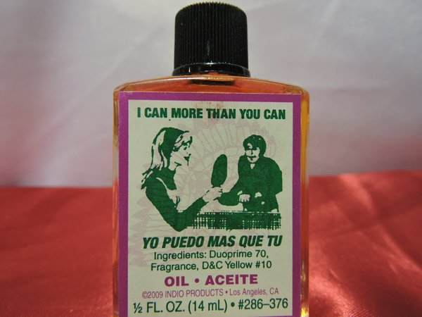Yo Puedo Mas Que Tu - I Can More Than You Can