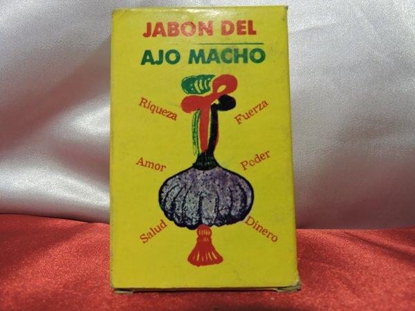 Ajo Macho - Garlic Male