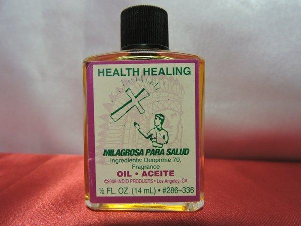 Milagrosa Para La Salud - Healing Health