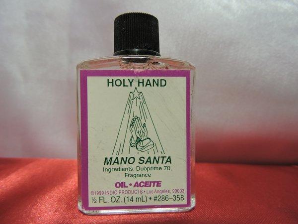 Mano Santa - Holy Hand