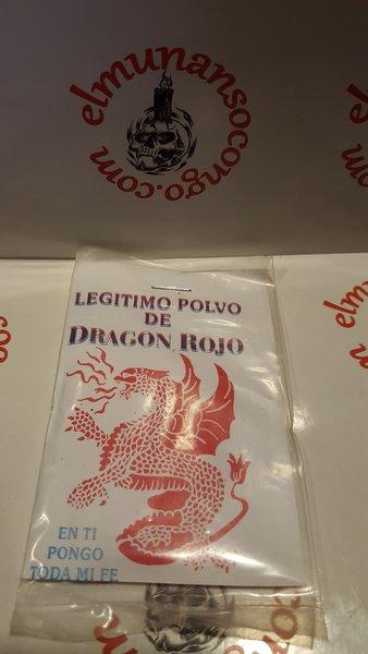 Dragon Rojo - Red Dragon
