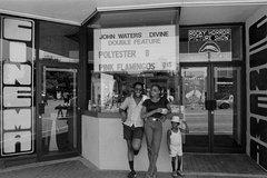 Charles Hashim: Grove Cinema, Coconut Grove, June 1983