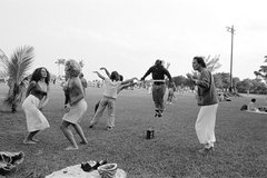 Charles Hashim: Peacock Park, Coconut Grove, circa 1979