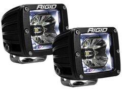 Rigid Industries Radiance Pod WHITE Back-Light - 20200