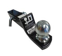 "Drawtite Class III /IV Ball Mount Kit, 7500lbs W/ 2"" Ball, Pin & Clip"
