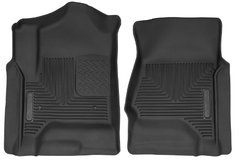 Husky Liners X-Act Contour Front Floor Liners, 14+ Chevy / GMC