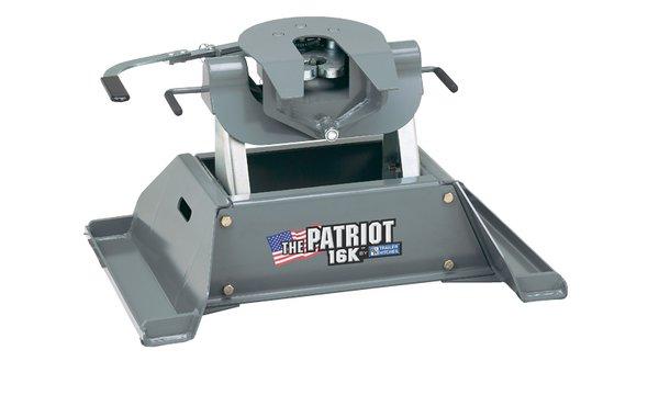 "B&W ""THE PATRIOT"" 16K 5th Wheel Hitch, RVK3200"
