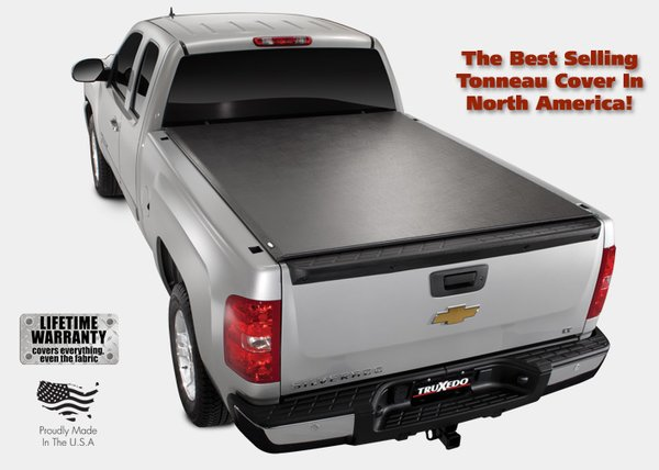 Truxedo Lo Pro QT Roll-Up 2009 - 2014 Ford F-150 Supercrew, 597601
