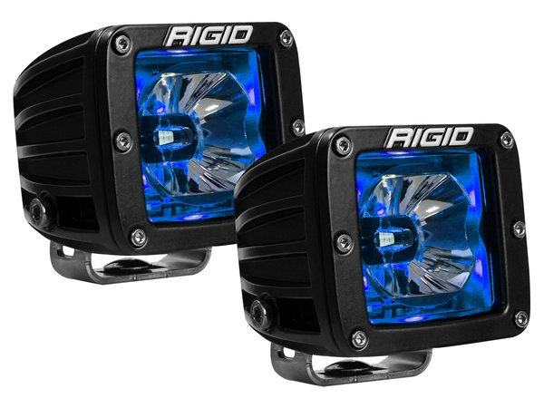 Rigid Industries Radiance Pod BLUE Back-Light - 20201