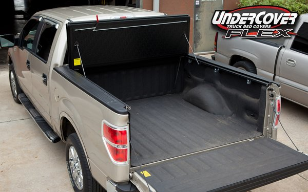 Undercover FLEX Tonneau Cover 2004-2014 Ford F-150 Supercab / Regular Cab 6.5
