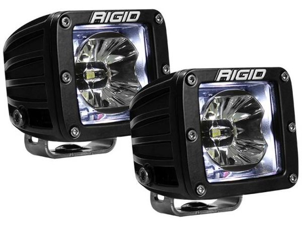 Rigid Industries Radiance Pod WHITE Back-Light - 20200