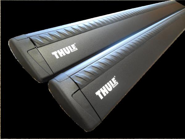 Thule Aeroblade ARB53B Aerodynamic load bars (black)