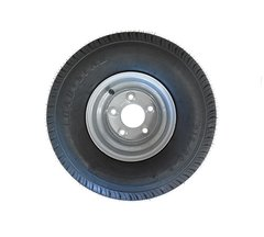 18.5 X 8.5 - 8 (215/60-8) Snowmobile trailer tire & wheel- TRITON, R&R, NORTHBOUND