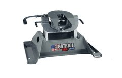 "B&W ""THE PATRIOT"" 18K 5th Wheel Hitch, RVK3255"
