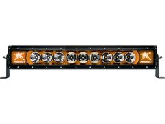 Rigid Industries 22004 RADIANCE LED Amber Back-Light Bar 20""