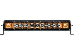 "Rigid Industries 22004 RADIANCE LED Amber Back-Light Bar 20"""